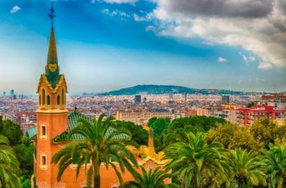 Барселона, Испания фото